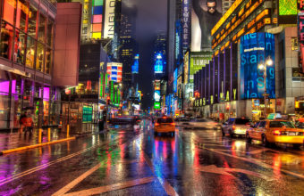 New York Wallpaper 24 1366x768 340x220