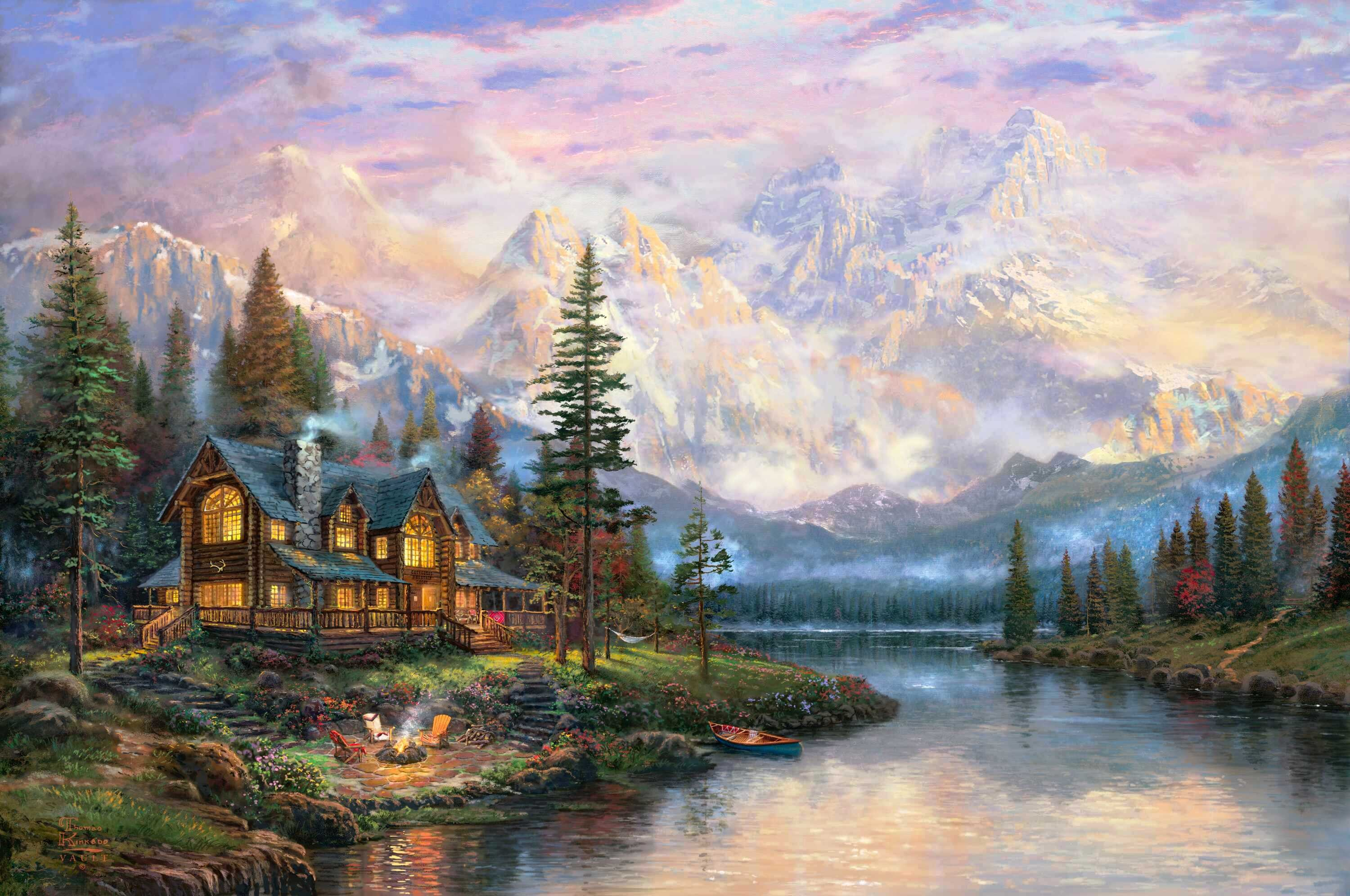 Painting Wallpapers 30