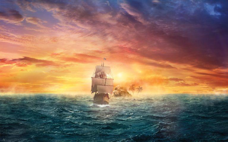 Pirate Sail 2880x1800 768x480