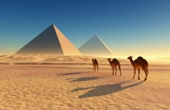 Pyramid Wallpaper 13 3600x2020 340x220