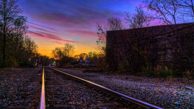 Railroad Background 35 1920x1080 768x432