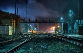 Railroad Wallpaper 06 2560x1600 340x220