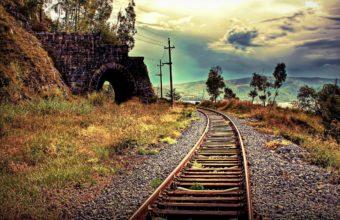 Railroad Wallpaper 13 2500x1490 340x220