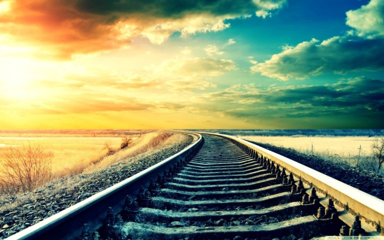 Railroad Wallpaper 32 2560x1600 768x480
