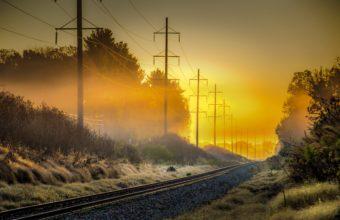 Railroad Wallpaper 42 2560x1654 340x220