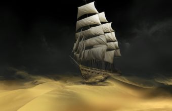 Ship Wallpaper 08 1280x1024 340x220