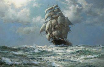 Ship Wallpaper 13 1920x1080 340x220