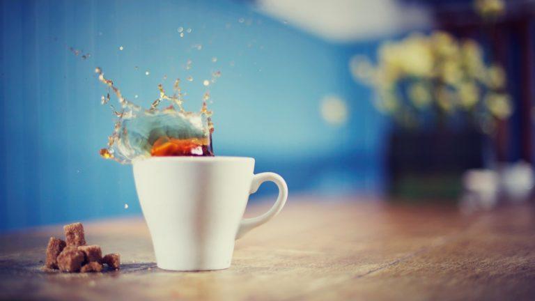Tea Splash 3840x2160 768x432