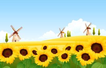 Windmill Wallpaper 01 1920x1200 340x220