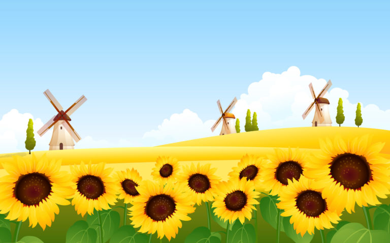 Windmill Wallpaper 01 1920x1200 768x480