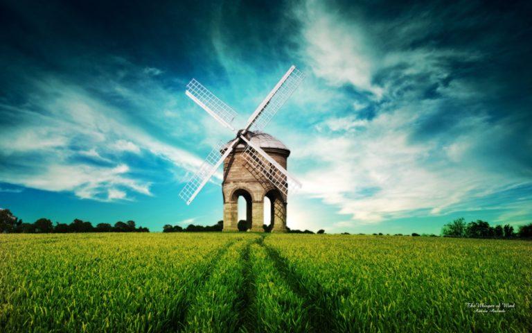 Windmill Wallpaper 08 1920x1200 768x480