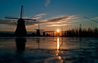 Windmill Wallpaper 11 2560x1721 340x220