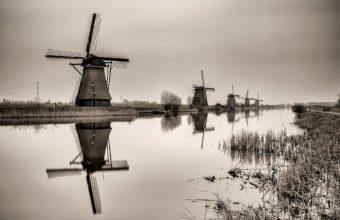 Windmill Wallpaper 38 2048x1291 340x220