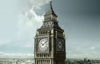 Big Ben Wallpaper 06 2560x1920 340x220