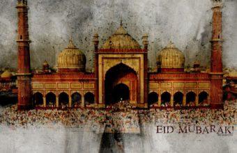 Eid Mubarak Wallpaper 01 1024x768 340x220