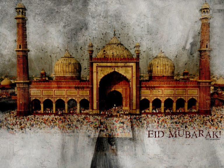 Eid Mubarak Wallpaper 01 1024x768 768x576
