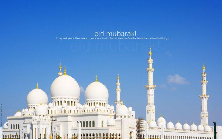 Eid Mubarak Wallpaper 03 1440x900 768x480