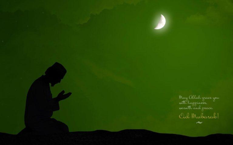 Eid Mubarak Wallpaper 04 1440x900 768x480
