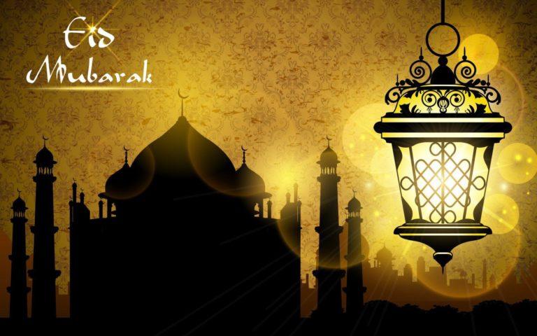 Eid Mubarak Wallpaper 12 1920x1200 768x480