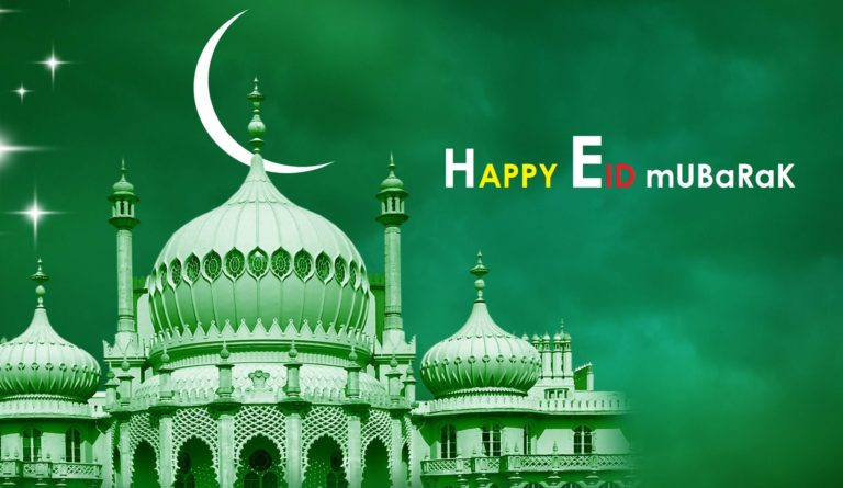 Eid Mubarak Wallpaper 13 2512x1457 768x445