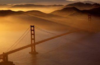 Golden Gate Wallpaper 11 1600x1200 340x220