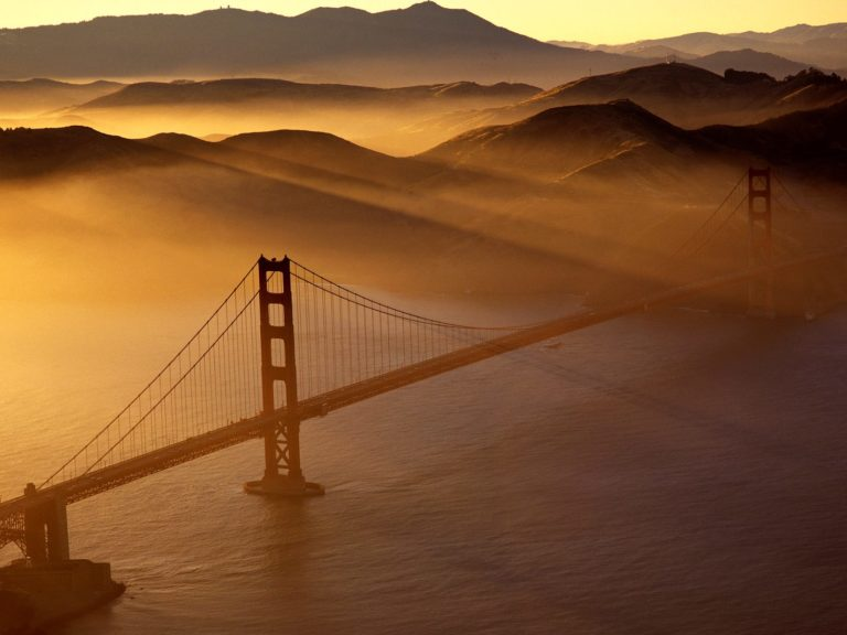 Golden Gate Wallpaper 11 1600x1200 768x576