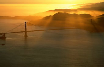 Golden Gate Wallpaper 13 1920x1080 340x220