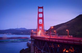 Golden Gate Wallpaper 14 3040x1710 340x220