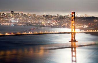 Golden Gate Wallpaper 16 2560x1600 340x220