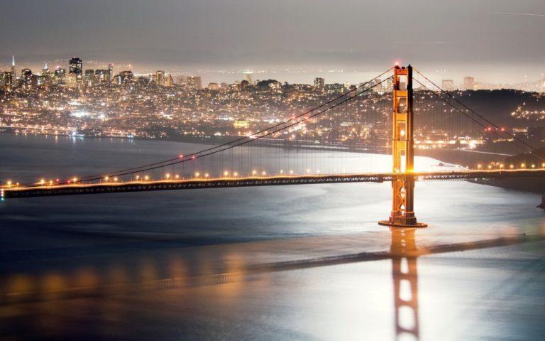 Golden Gate Wallpaper 16 2560x1600 768x480