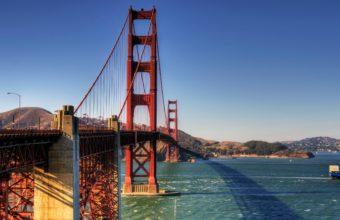 Golden Gate Wallpaper 26 2560x1600 340x220