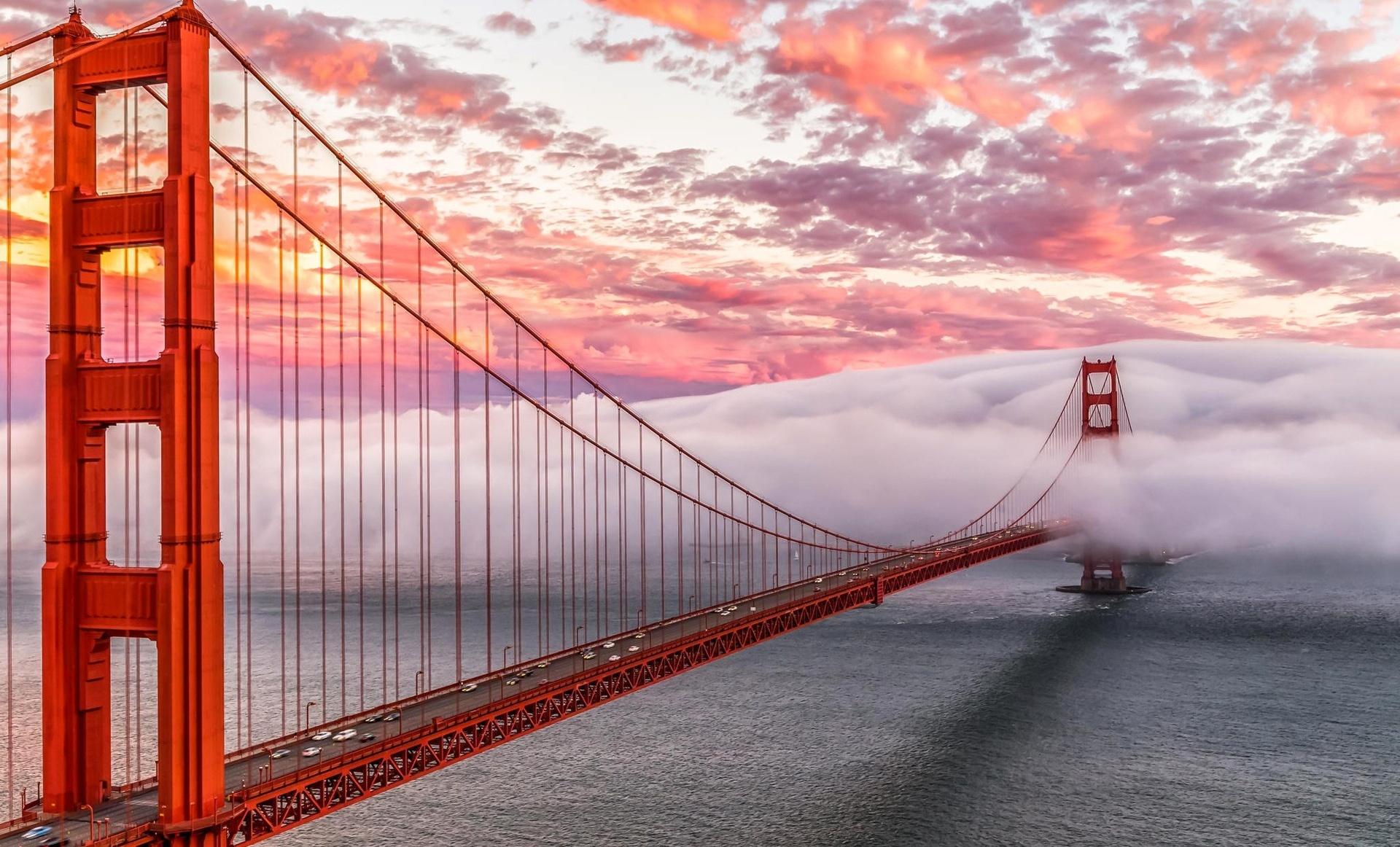 Golden Gate Wallpapers Hd