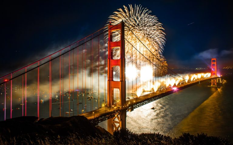 Golden Gate Wallpaper 31 2560x1600 768x480