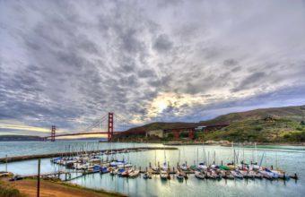 Golden Gate Wallpaper 32 2670x1725 340x220