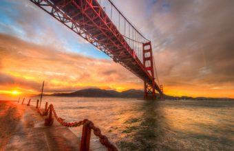 Golden Gate Wallpaper 34 1600x1068 340x220