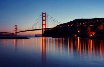 Golden Gate Wallpaper 39 2880x1800 340x220