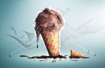 Ice Cream Wallpaper 01 1600x1200 340x220