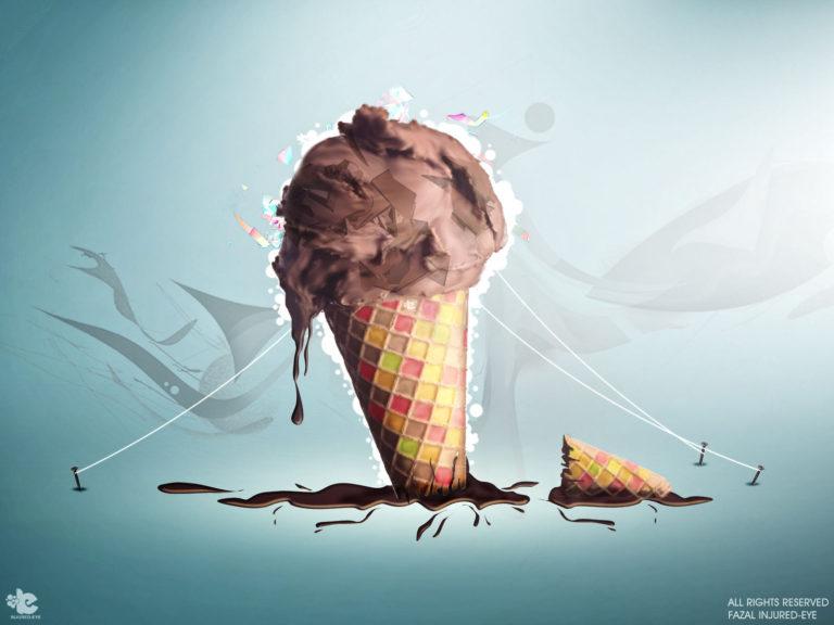 Ice Cream Wallpaper 01 1600x1200 768x576