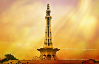 Minar e Pakistan Wallpaper 4 2560x1440 340x220