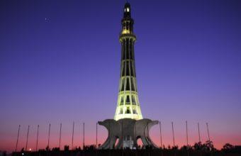 Minar e Pakistan Wallpaper 5 1920x1200 340x220
