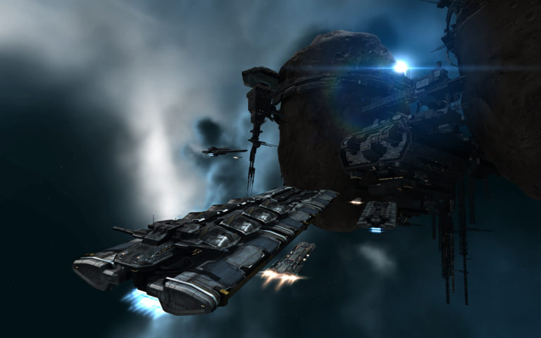Spaceship Background 05 1920x1200 768x480