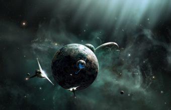 Spaceship Background 07 2560x1600 340x220