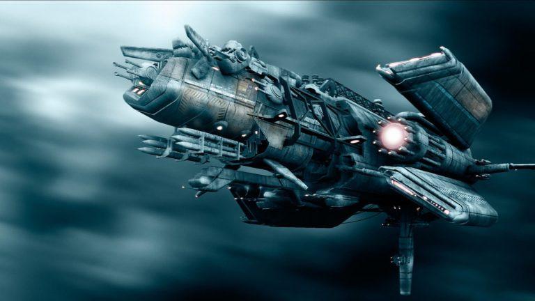 Spaceship Background 11 1920x1080 768x432