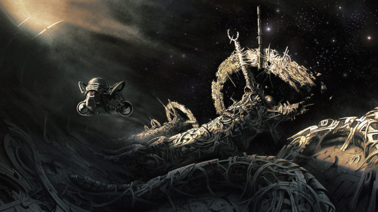 Spaceship Background 18 1920x1080 768x432