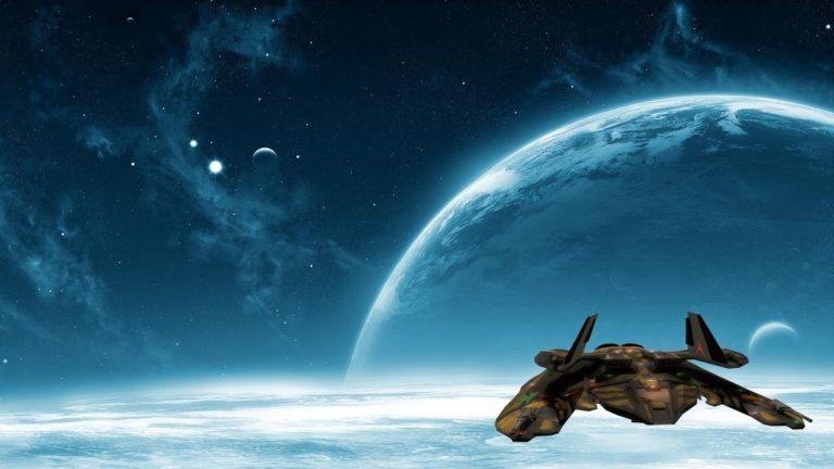 Spaceship Background 24 1920x1080 768x432