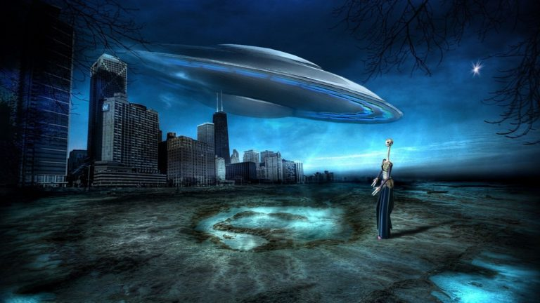 Spaceship Background 25 1920x1080 768x432