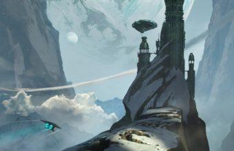 Spaceship Background 31 2000x1125 340x220