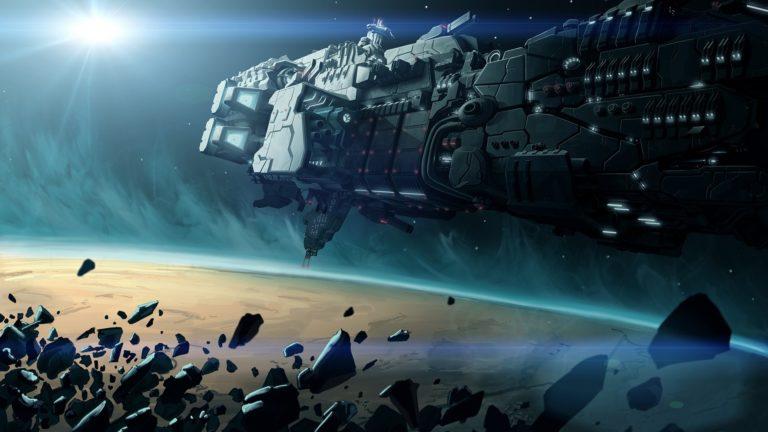 Spaceship Background 32 1920x1080 768x432