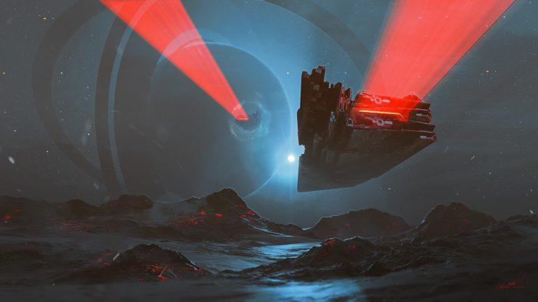 Spaceship Background 38 1920x1080 768x432