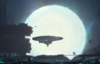 Spaceship Background 39 1925x1080 340x220